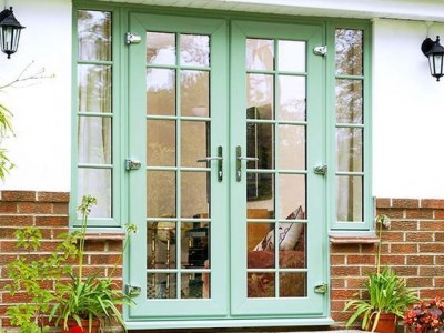French rainhill upvc for Upvc french doors liverpool